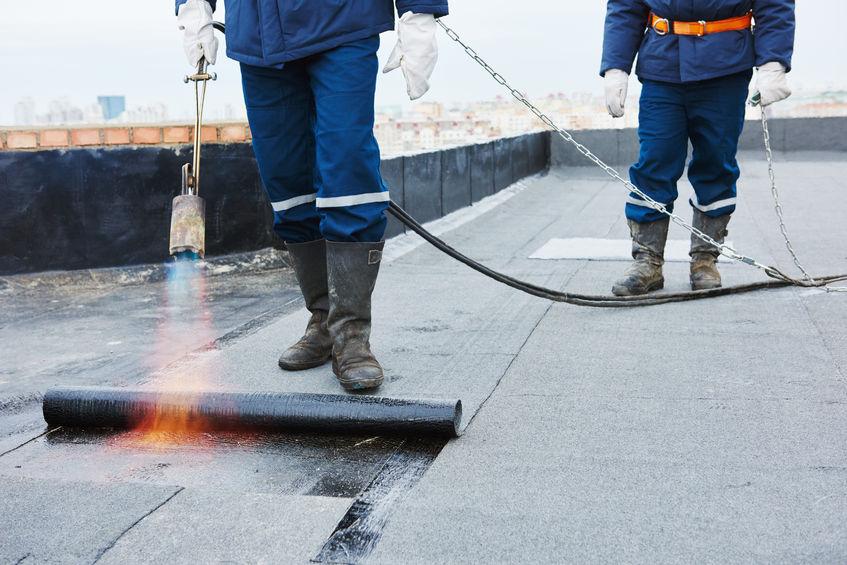 Dakdekker plat dak maken